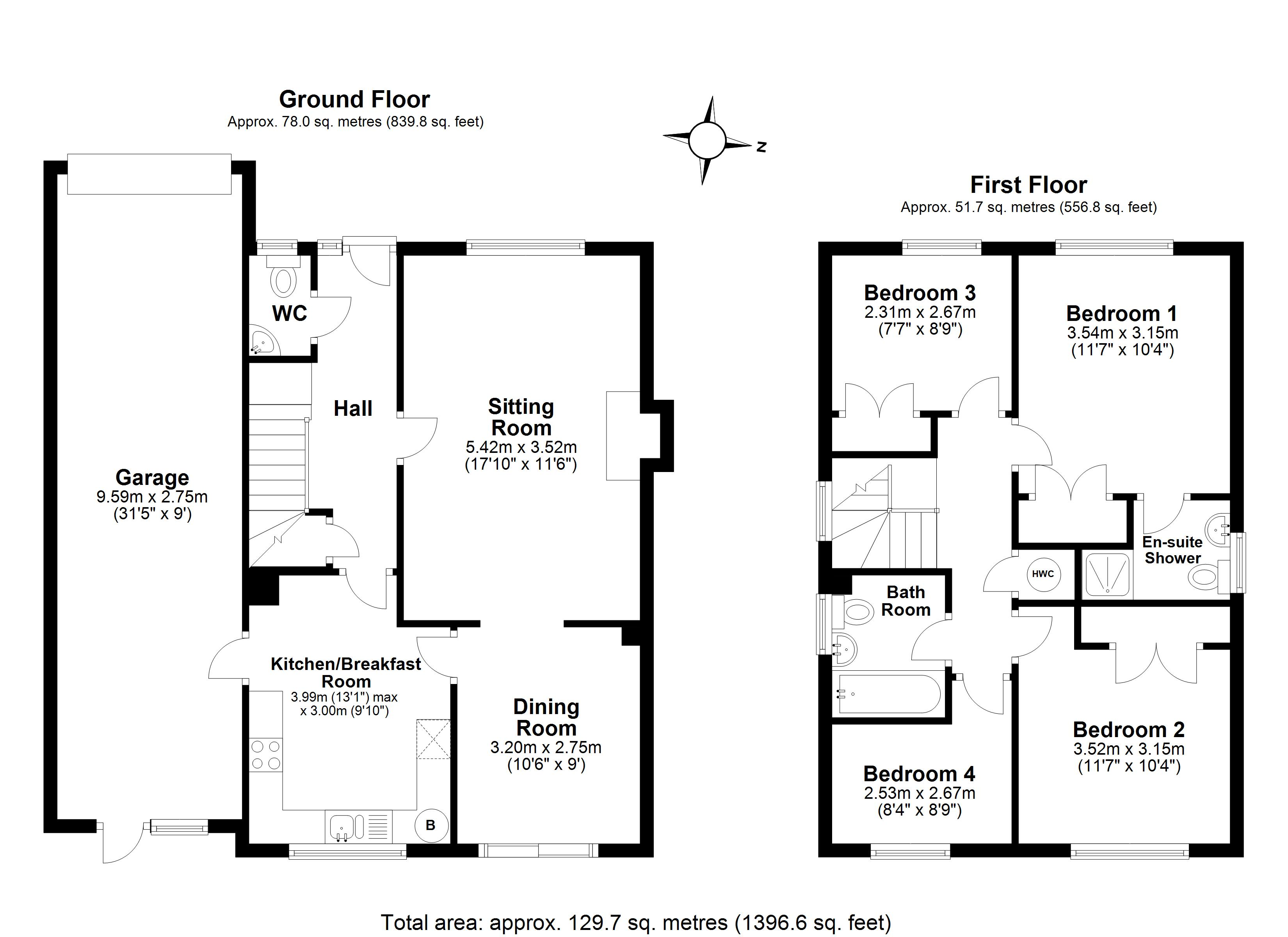 4 bedroom property for sale in Thomson Way, Marlborough