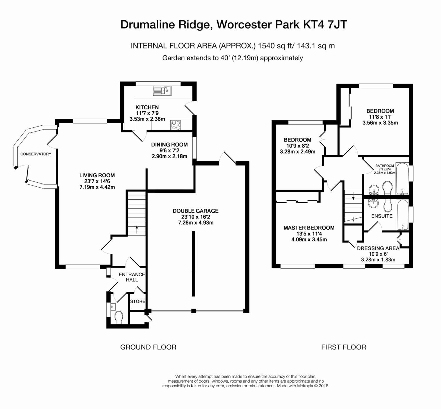3 bedroom property for sale in Drumaline Ridge, Worcester