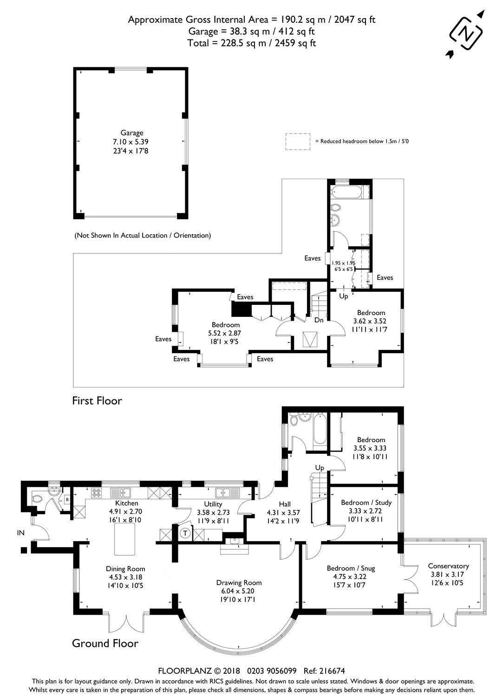 4 Bedroom Property To Rent In Old Compton Lane Farnham