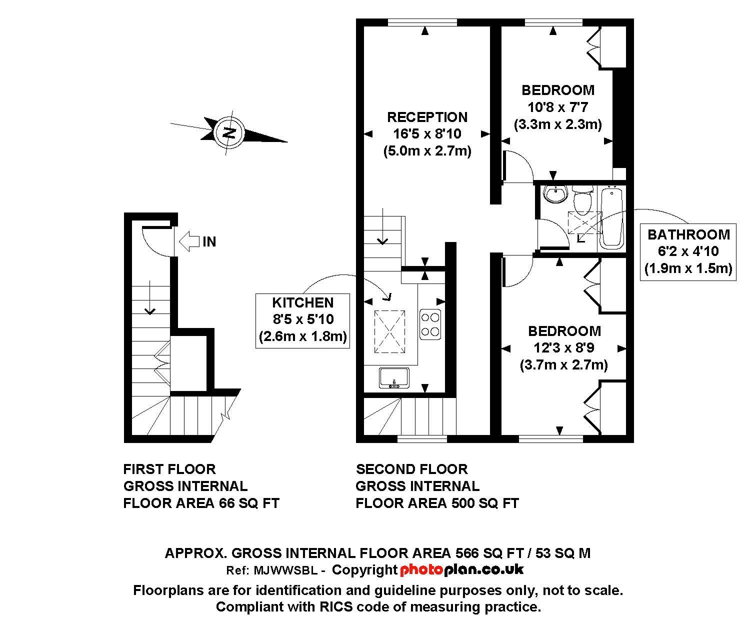 2 Bedroom Property To Rent In Loftus Road Shepherds Bush