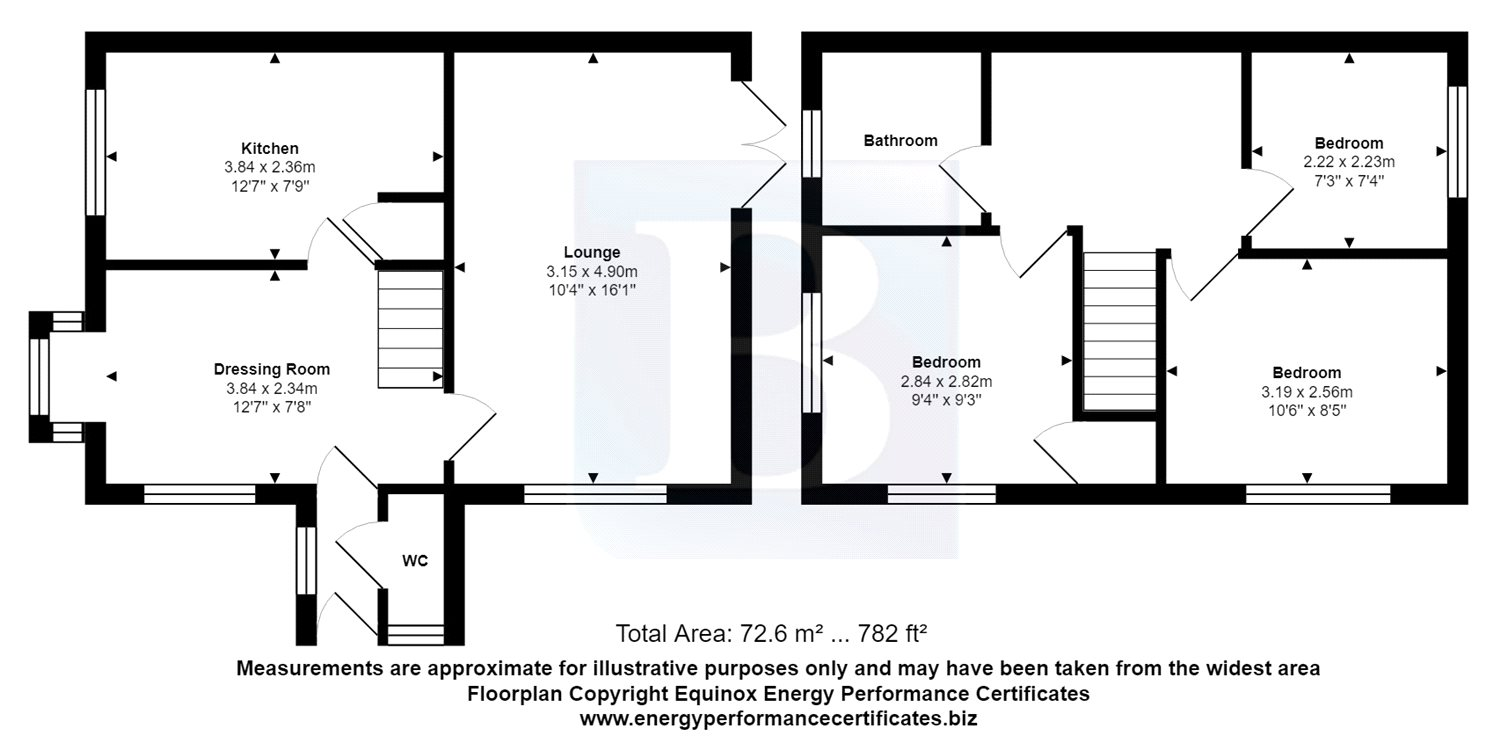 3 bedroom property for sale in Hopkins Mead, Chelmsford