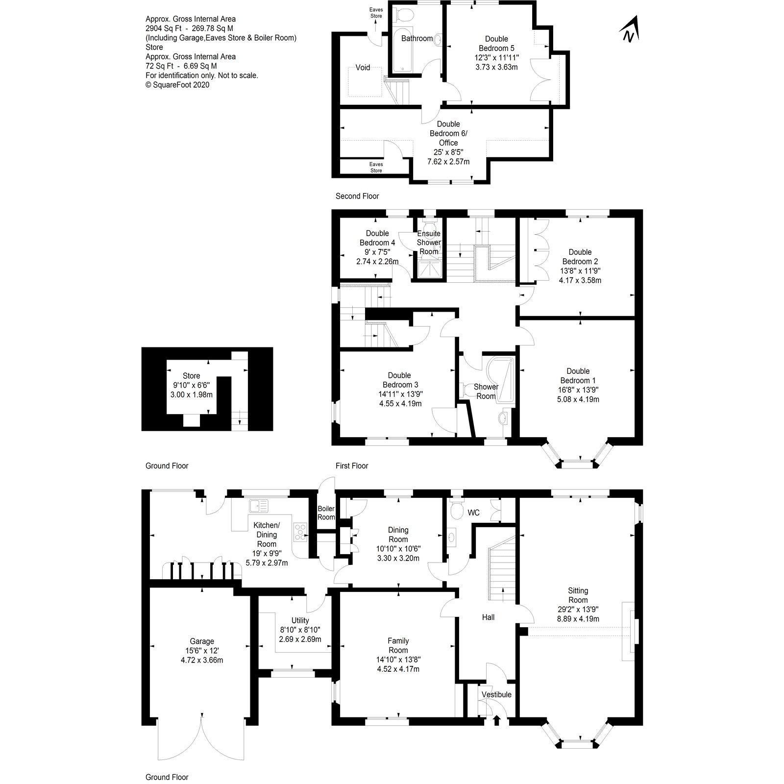 5 bedroom house for sale in Corstorphine Road, Edinburgh