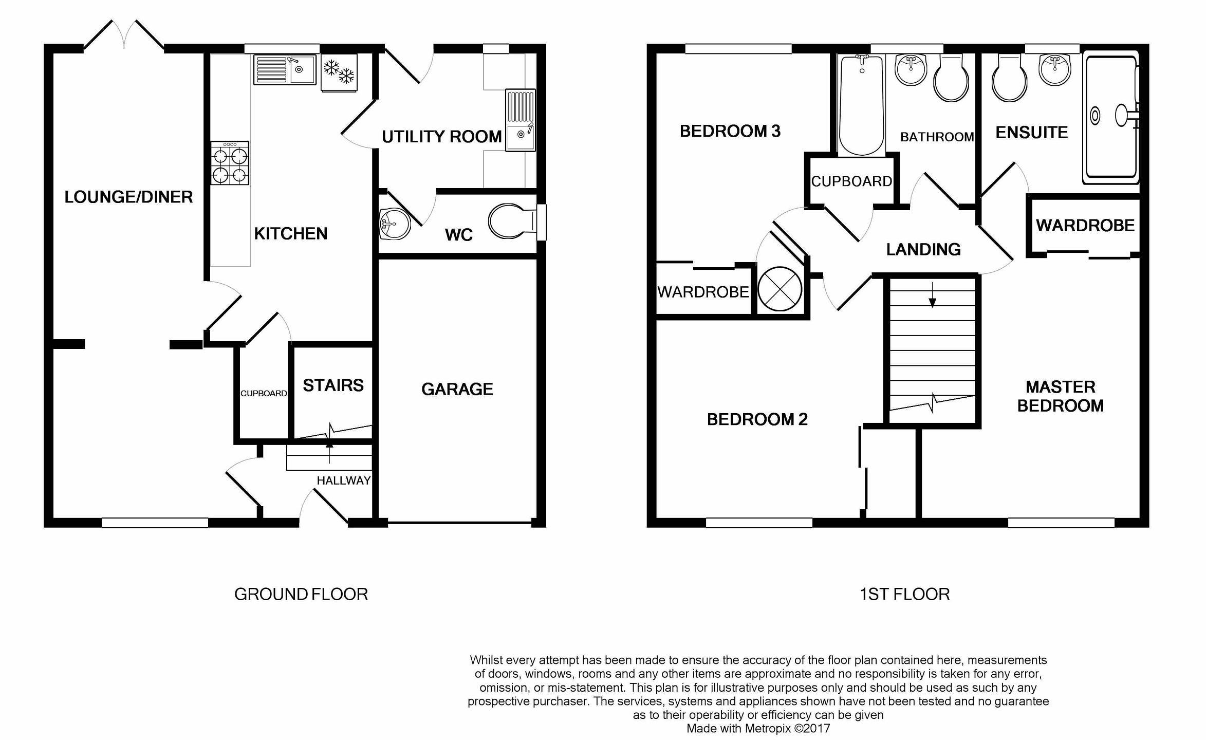 3 Bedroom Detached House For Sale In 3 Hillside Drive