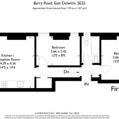 Corner Sofa Bed East London Two Tone Table 2 Bedroom Property To Rent In Barry Road, Dulwich ...