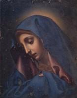 シドッチ神父が持参した親指の聖母(国立博物館蔵)