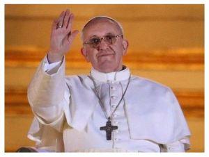 新教皇フランシスコ