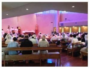 主日のミサ集会