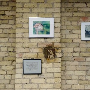Watercolor Paintings on View at MRAC