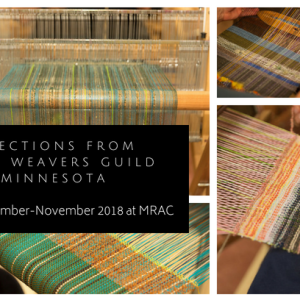Weavers Guild of Minnesota Art on View at MRAC