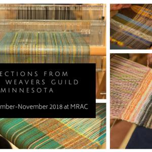 Weavers Guild of Minnesota Art on View at MRAC
