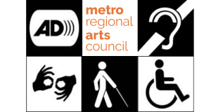 ADA Icons and the MRAC Logo
