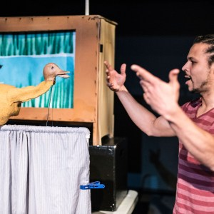 A Passion for Puppets: Monkeybear's Harmolodic Workshop Uses MRAC Funds to Broaden the World of Puppetry