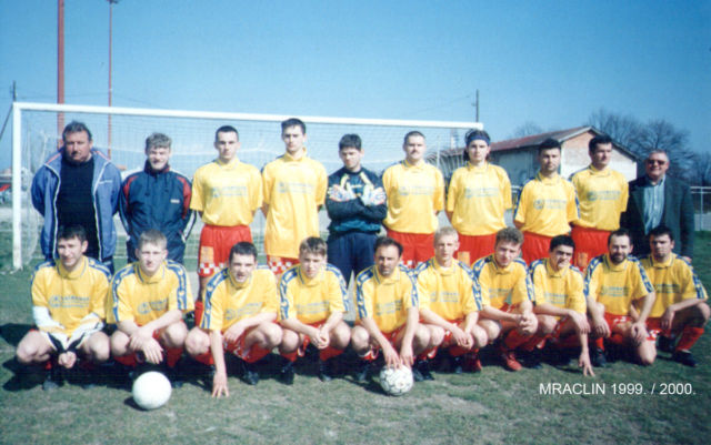 mraclin 1999_2000 - u kojoj je nastupao Matkovic