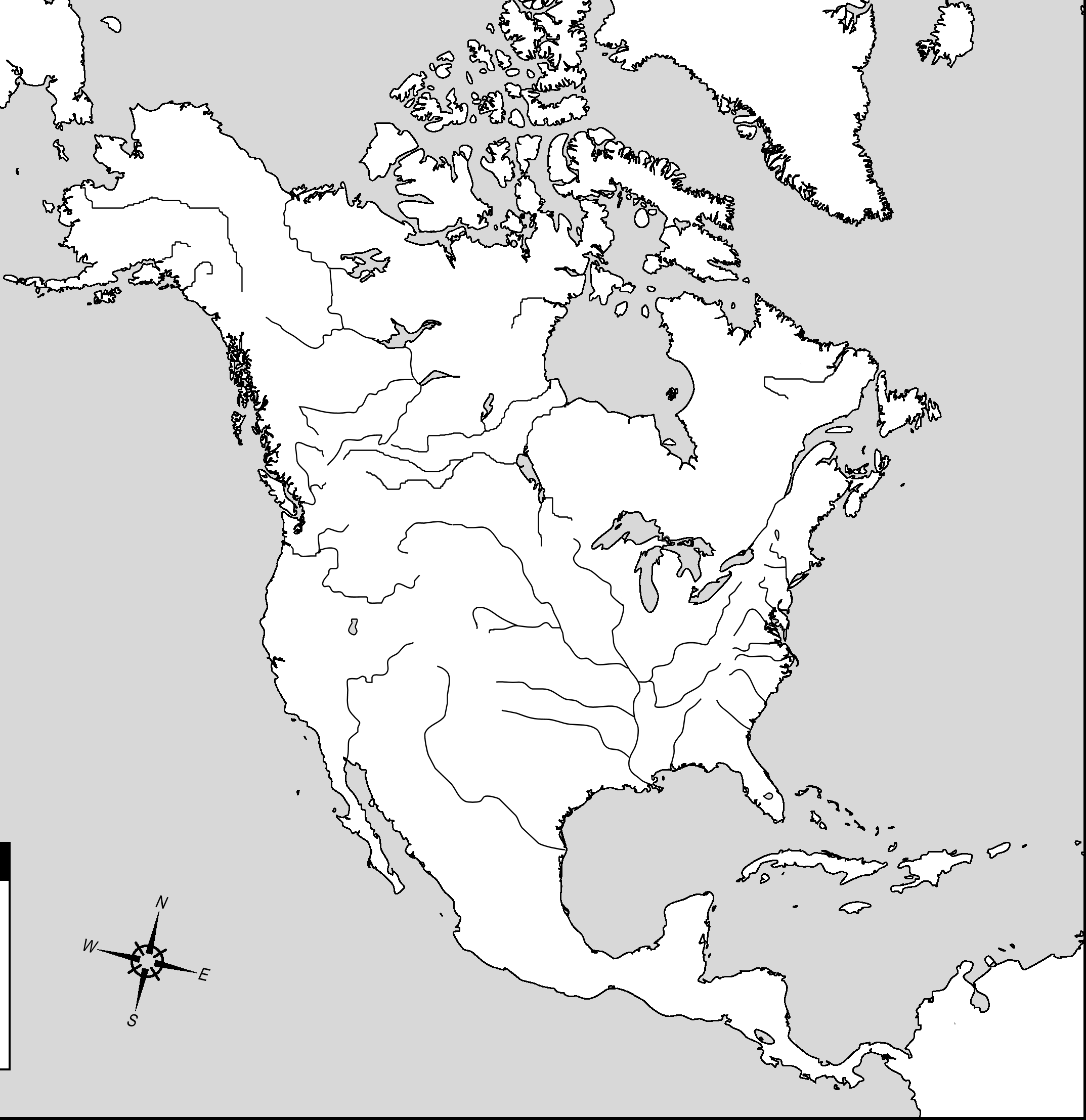 The Physical Geography Of The Us Amp Canada