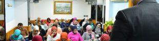 بداية الدفعات الصباحي والمسائي بالمنحة الاماراتية للتنمية الانسانية بالاسكندرية