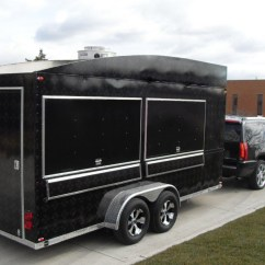 Kitchen Trailers Counter Decorating Ideas Used Double Expandable Single Non Trailer Sold Call For More Options