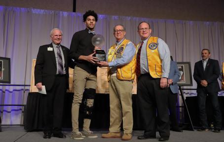 2019 Mr. Kentucky Basketball - Dontaie Allen