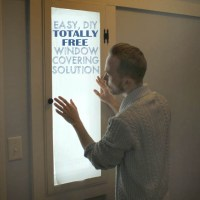 The Totally Free, All-Natural DIY Window Covering | This ...