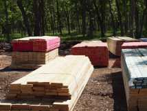 House Framing Materials