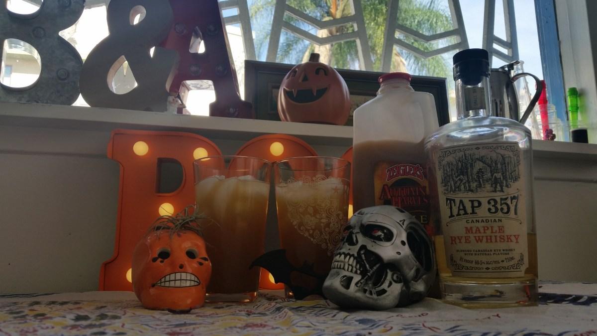 Halloween Hard Cider