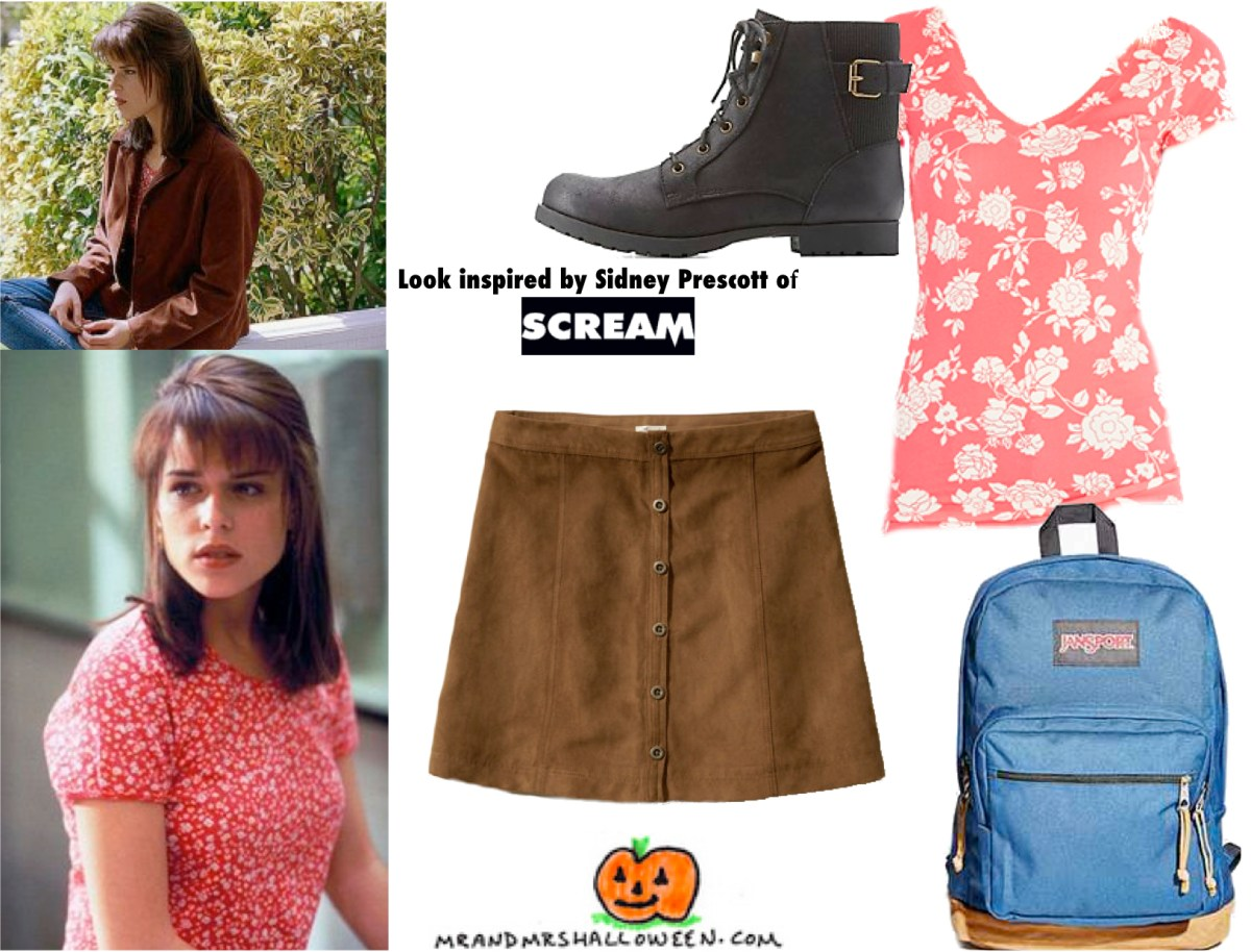 Horror Inspired Fashion: SCREAM
