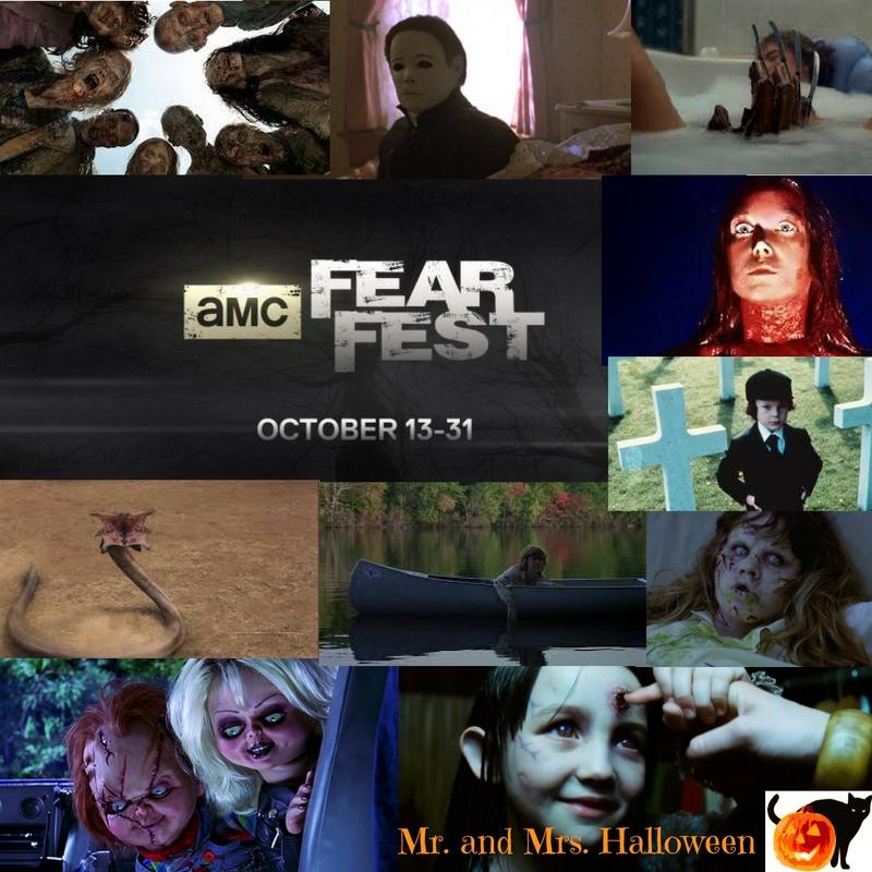 AMC FearFest 2016 Lineup