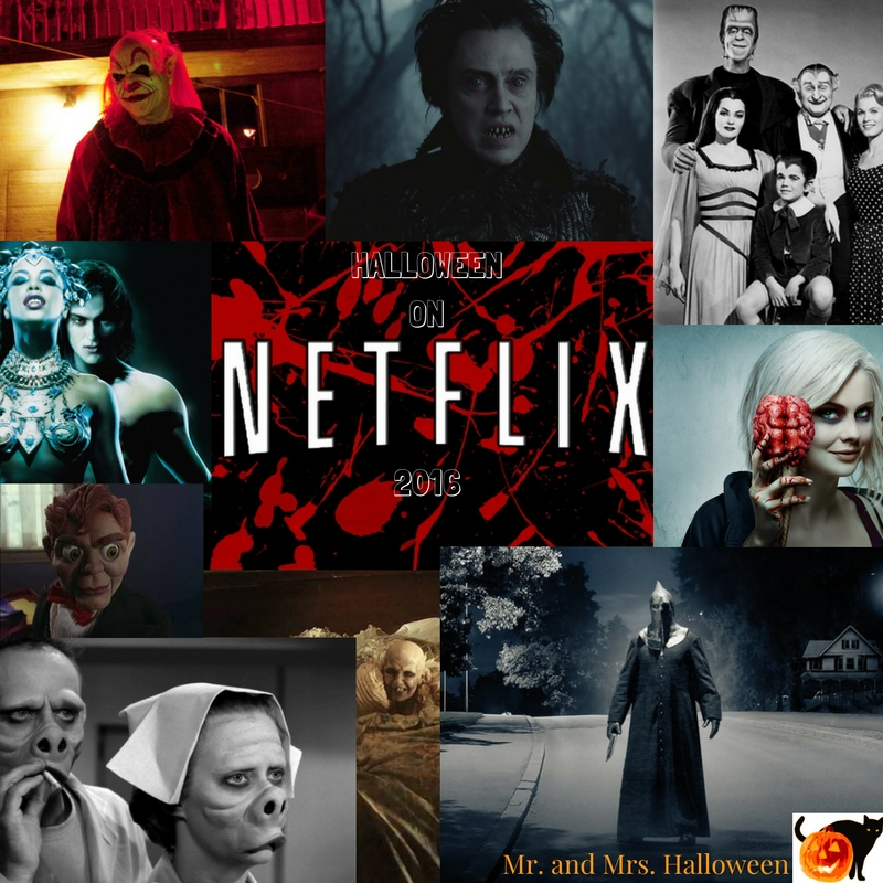 Halloween Movies & TV on Netflix: October 2016