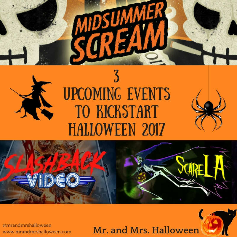 3 Upcoming Events to Kickstart Halloween 2017