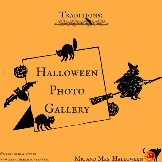 Traditions Halloween Photo Gallery Mr and Mrs Halloween