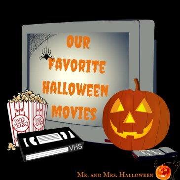 Halloween Movies Mr and Mrs Halloween