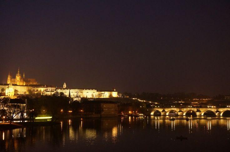 Prague - New Yorker Meets London