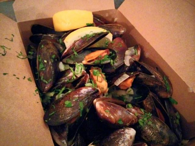 Mussel Men - New Yorker Meets London