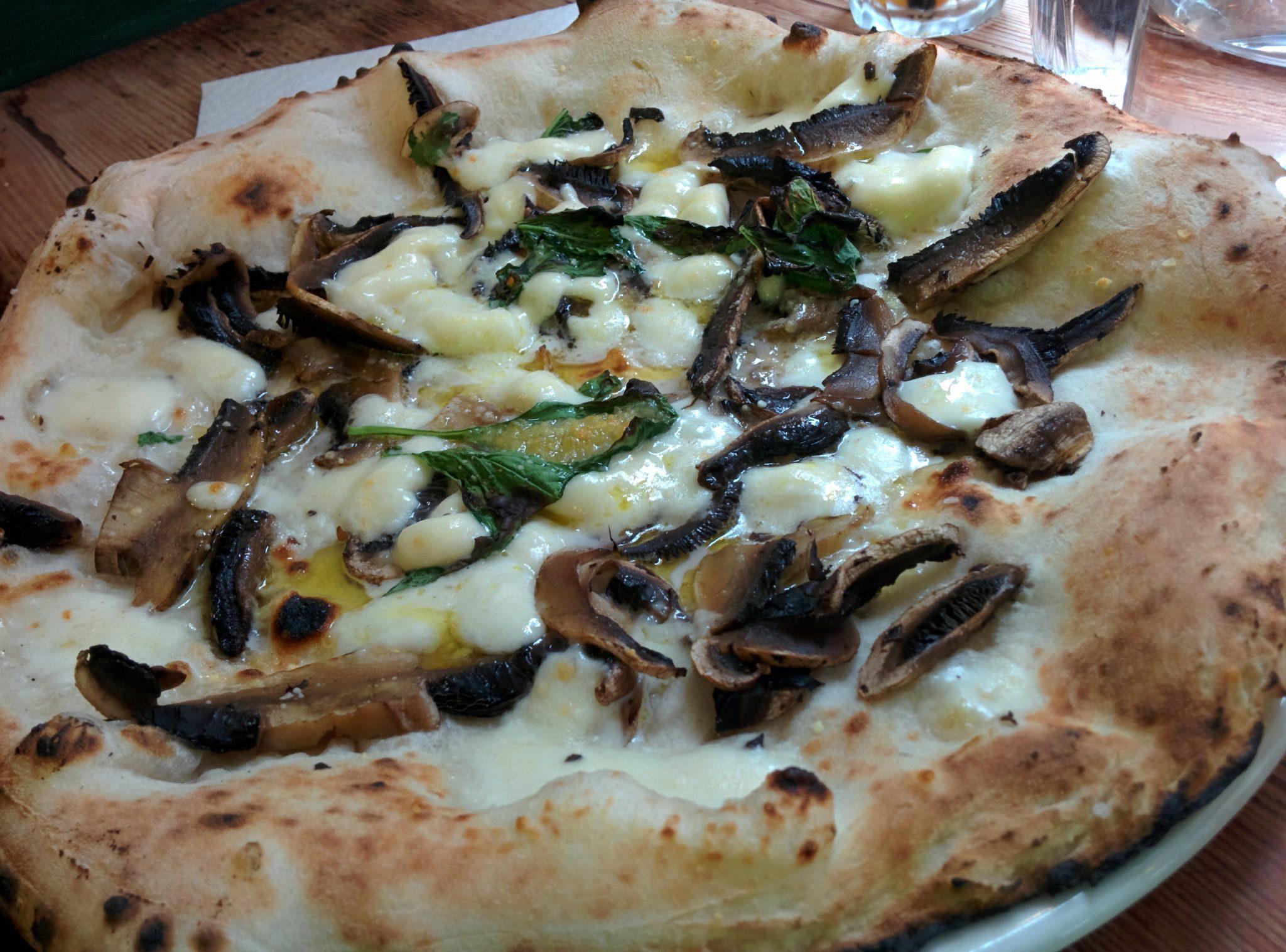 Pizza Pilgrims - New Yorker Meets London