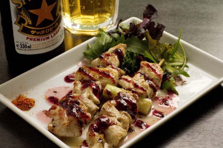 Tenshi Chicken Yakitori