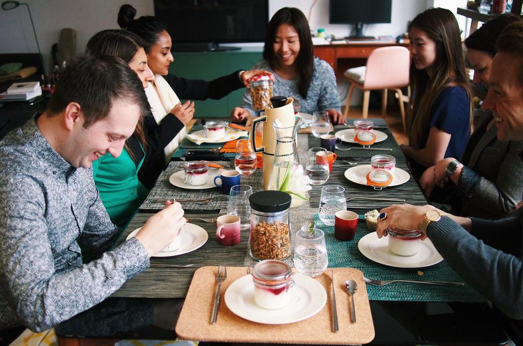 WhatWeAte Tina Worktop Kitchen New Yorker Meets London