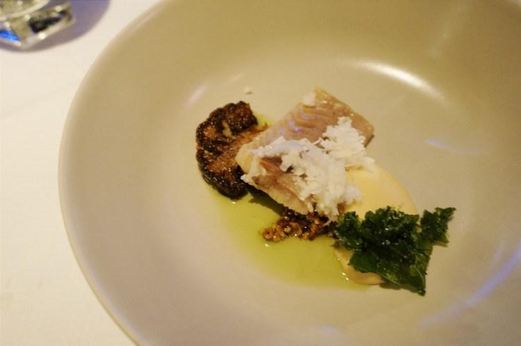 Tamar Eel Northbank London Restaurant