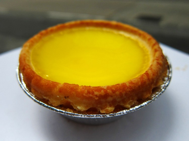 Tai Cheong Egg Tart, one of the best places to eat in Hong Kong