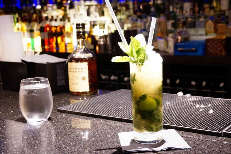 New Yorker Meets London Mint Leaf Cocktail Class