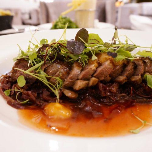 Dorsett Hotel Pictures Restaurant London