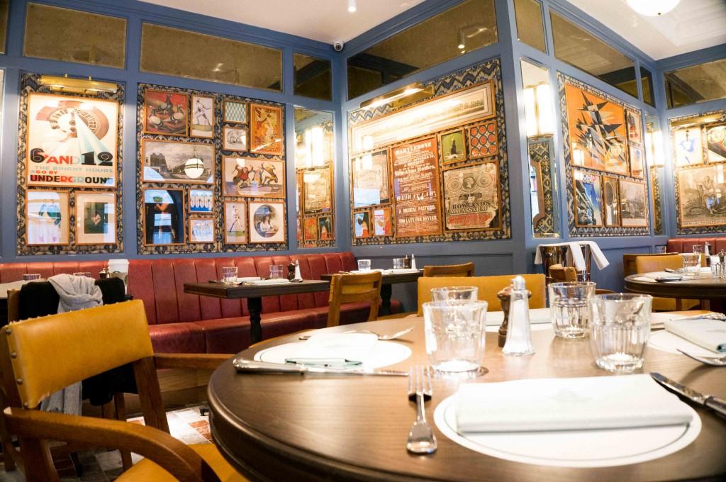 Ivy Cafe Marylebone