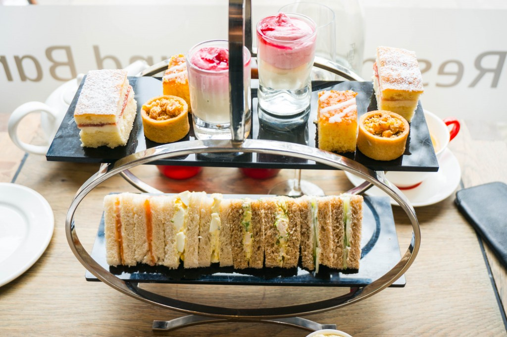 Perkin Reveller Afternoon Tea