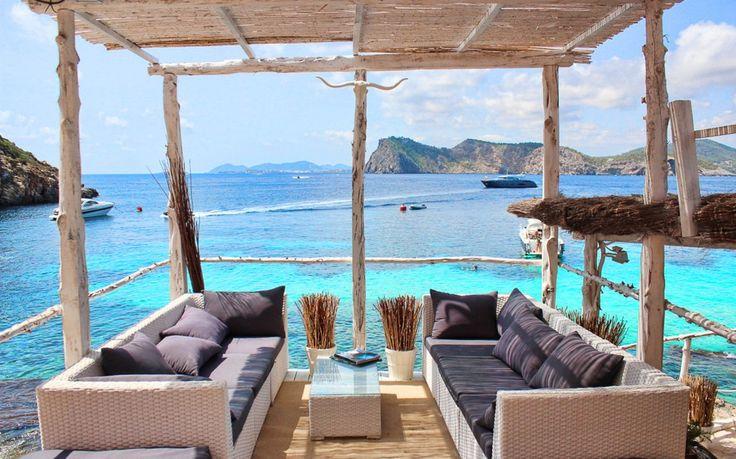 ibiza and formentera beach view
