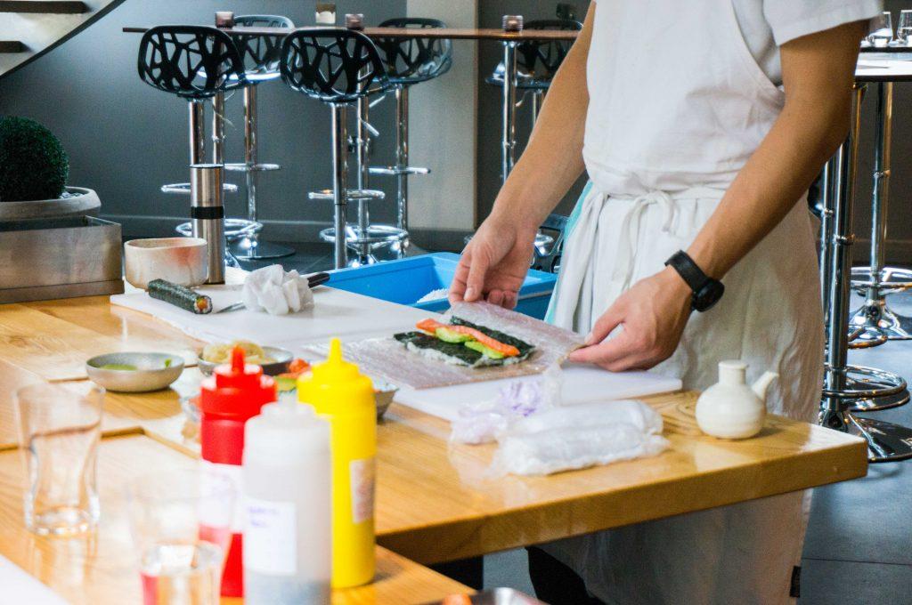 sushi making class london kouzusushi making class london kouzu