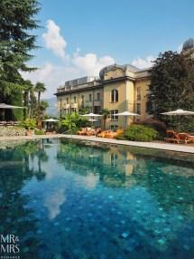 Stay Lake Como Grand Hotel Tremezzo