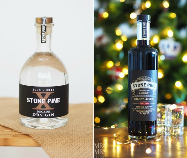 Last Minute Christmas Gifts Stone Pine Collage