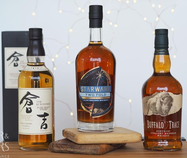 Last Minute Christmas Gifts Whisky Collage