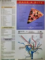 DC Metro Map, Helpful Phone Numbers, advertisement