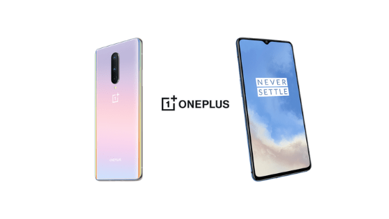 OnePlus 7T vs OnePlus 8