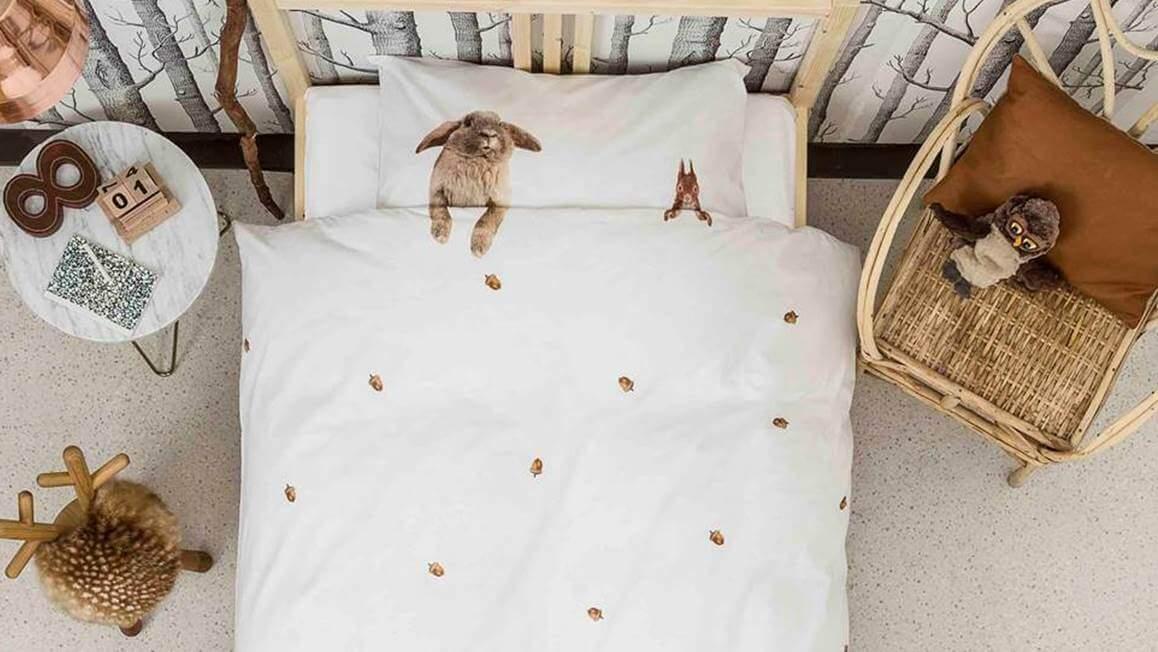 Snurk beddengoed en pyjamas voor een heerlijke nachtrust
