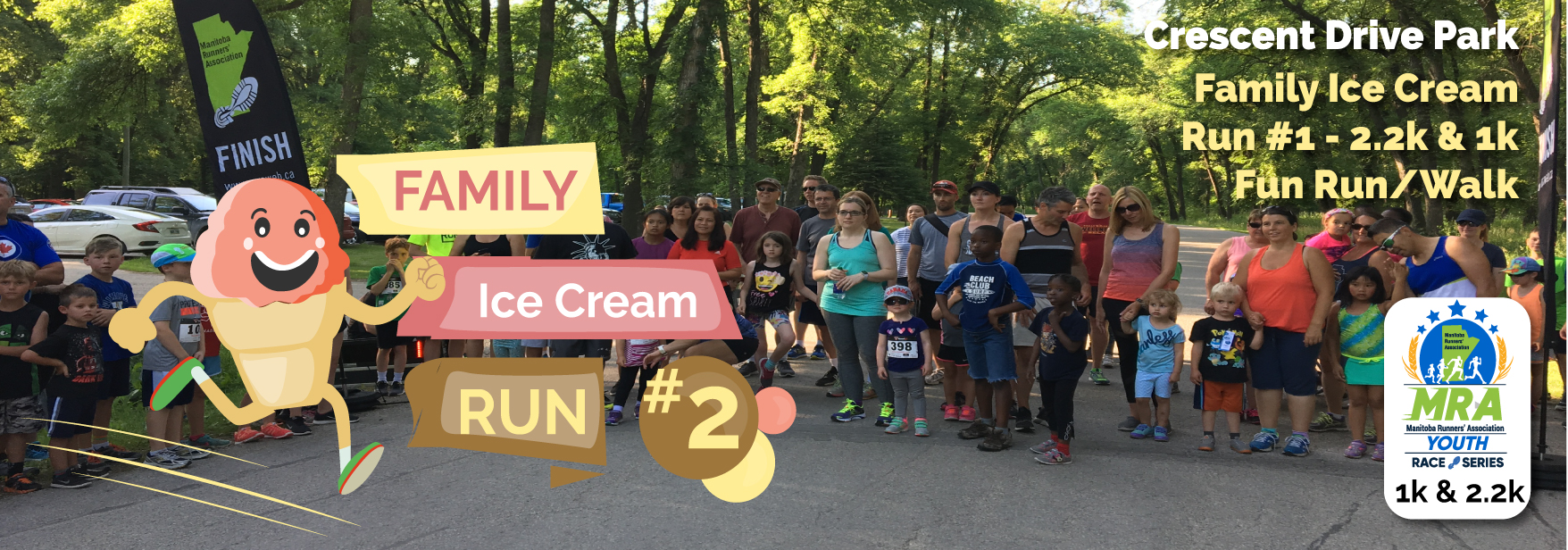 MRA Family Ice Cream Run #2